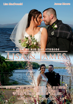 Lisa & James - The Cruin Wedding Videography