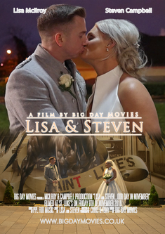 Lisa & Steven - St Lukes Wedding