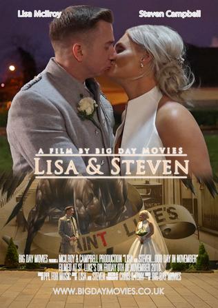 Lisa & Steven - St Lukes Wedding