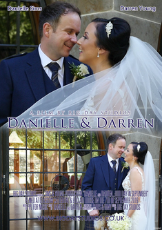 Danielle & Darren - Boclair House Wedding Videography