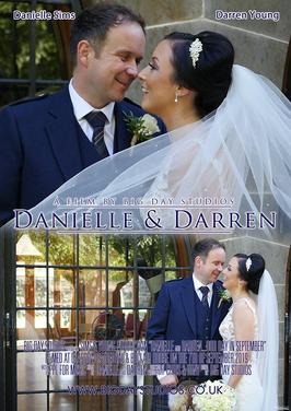 Danielle & Darren - Boclair House Wedding Videography
