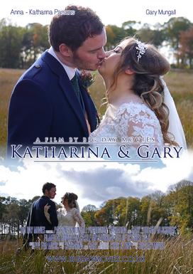 Katharina & Gary - Rowallan Castle Wedding Videography