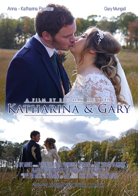 Katharina & Gary - Rowallan Castle Wedding Videography