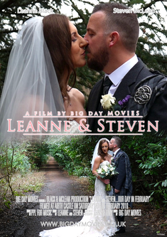Leanne & Steven - Airth Castle wedding videography