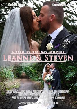Leanne & Steven - Airth Castle wedding videography