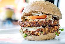 Veggie Burger? VEGGIE Burger!