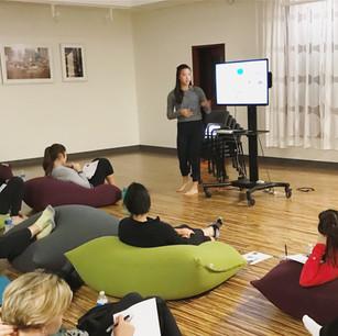 Corporate Wellness Talk with Shanti Nutrition