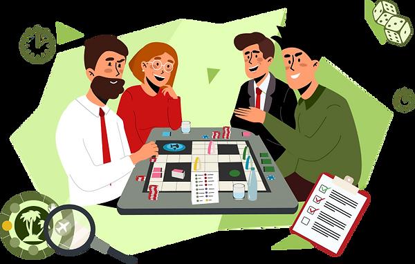 Трансформационная бизнес-симуляция FreshBiz с адаптацией под вашу компанию
