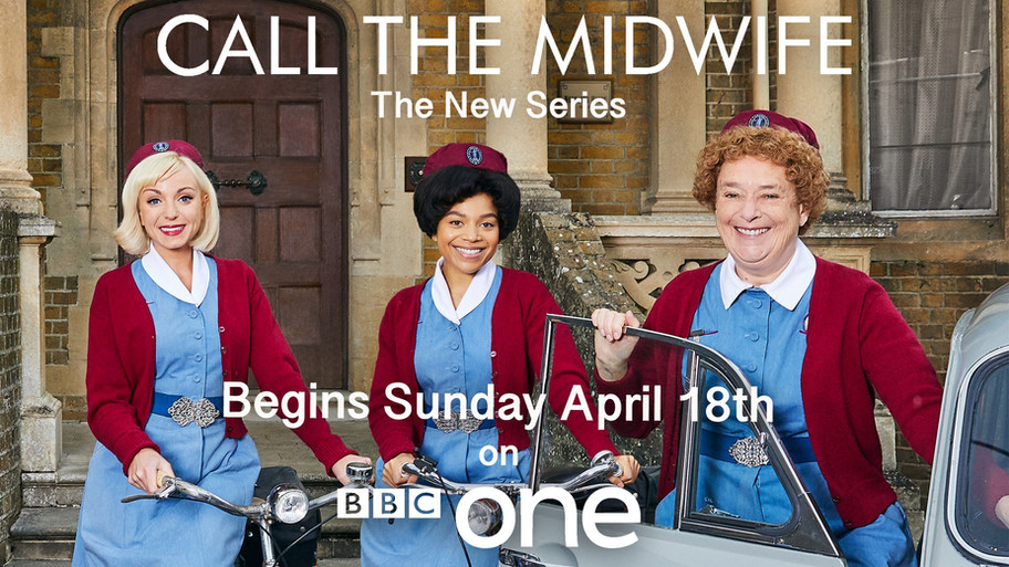 Nuala Walsh in Call The Midwife Series 10