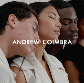 Andrew Coimbra 秋冬2019形象廣告/  Andrew Coimbra AW19 Campaign