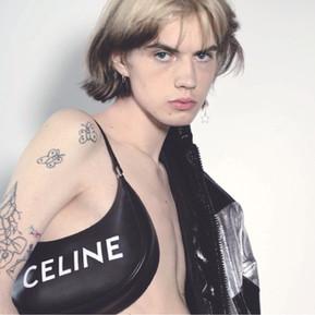 少年騎士的詩 Celine 秋冬2021形象廣告/ Teen Knight Poem, Celine AW21 Campaign
