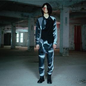 再挑文化記憶 INF春夏22【Translate. 觀落陰】/ Translate., INF reverses the culture into New York Fashion Week SS22