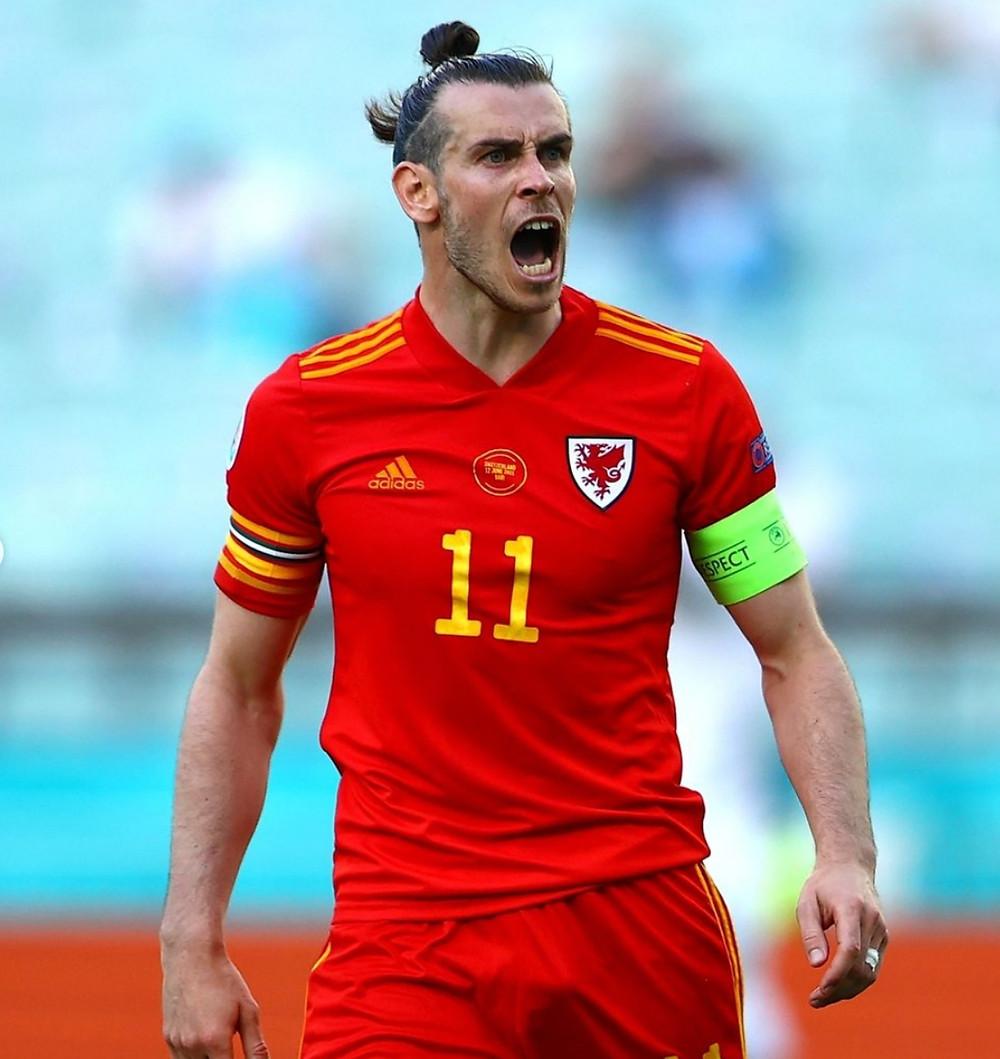Gareth Bale © UEFA Euro 2020