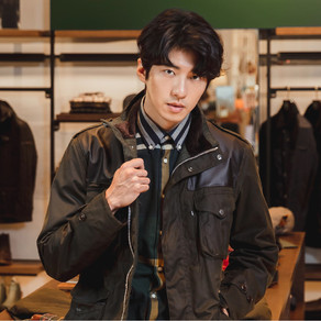 領航世界|傅孟柏演繹Barbour秋冬最新4系列/ Who run the world? Fu Meng-Po presented Barbour AW20