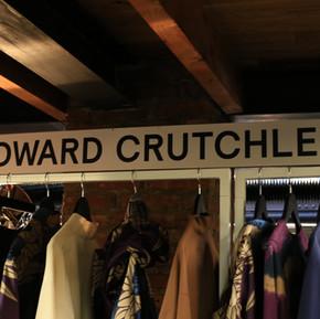 來自約克郡男人的完美設計-Edward Crutchley/ A Perfect Design from the man of Yorkshire; Edward Crutchley