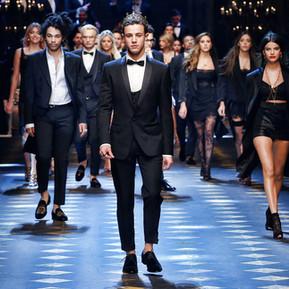 Dolce & Gabbana 2017-18 秋冬男裝時裝秀/ Dolce & Gabbana A/W 17-18 Men's Fashion Show