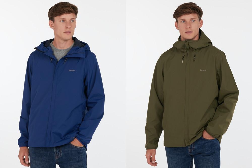 Barbour Oakwood防水透氣夾克/售價13,600元