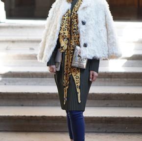 巴黎時裝週 SS17 Street-style / Paris Fashion Week SS17 Street-style