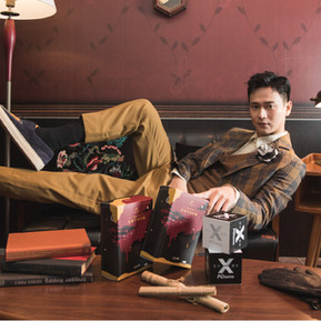 家的味道從牛肉麵說起 劉冠廷帶你一起「家呷的文藝復興」/ Liu Kuan-Ting's invitation to taste the flavour of childhood