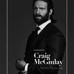 【Interview】Craig McGinlay ; A Model and Actor's journey
