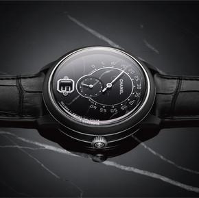 陽剛前衛 香奈兒MONSIEUR系列腕錶搭載自製機芯/ MONSIEUR de CHANEL fit in CHANEL Caliber 1