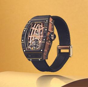 匠心之作 RICHARD MILLE 全新RM 74-01和RM 74-02腕錶/ Extraordinary, RICHARD MILLE Unveil New RM 74-01  RM 74-02