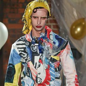 Charles Jeffrey Loverboy 2019秋冬時裝秀/Charles Jeffrey Loverboy AW19 Fashion Show