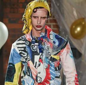 Charles Jeffrey Loverboy 2019秋冬時裝秀/Charles Jeffrey Loverboy AW19 Fashion Show