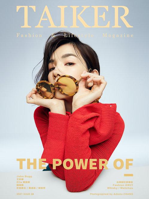 TAIKER Magazine臺客雜誌 ISSUE08 Ella 陳嘉樺