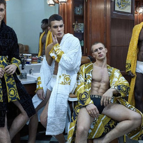 Versace Home 春夏2019形象廣告/ Versace Home Spring/Summer'19 Campaign