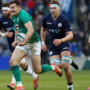 2019六國賽第二輪:愛爾蘭壓倒性地獲得勝利/ Six Nations Round 2, Ireland's belief