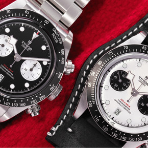帝舵表復古新作 Black Bay Chrono回歸賽車魂/ Tudor's nostalgia of future, Black Bay Chrono