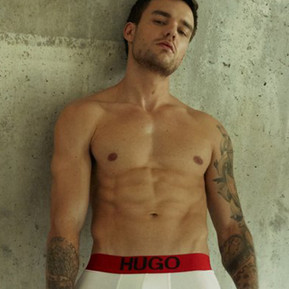 Hugo Boss x Liam Payne 聯名系列/ Hugo Boss x Liam Payne capsule collection