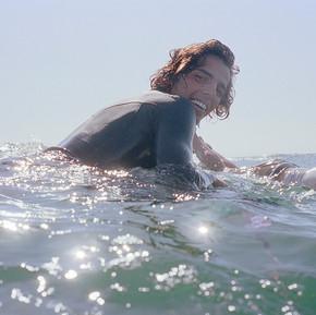 浪花之上; David Ledoux 的衝浪攝影/David Ledoux's subculture imaging, Surf's Up