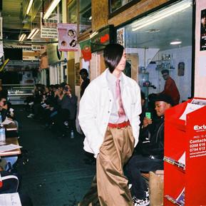 [35mm] Martine Rose 17秋冬男裝系列 / [Film Cam] Martine Rose AW17 Menswear Collection