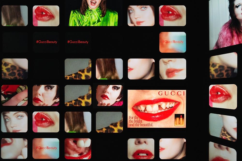 Gucci Beauty Lipsitck'Gucci Beauty Network'