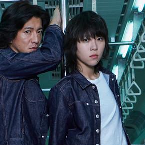 LEVI's 與木村拓哉的20週年形象廣告/ The 20th anniv. LEVI'S x Takuya Kimura