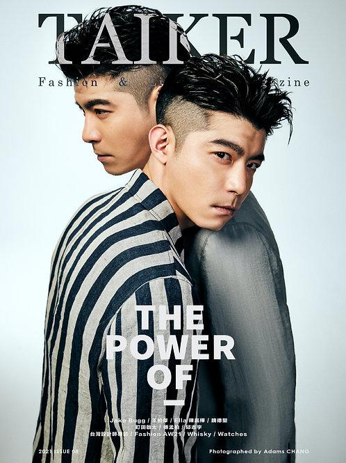 TAIKER Magazine臺客雜誌 ISSUE08 王柏傑