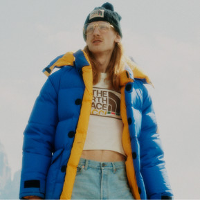 Gucci 與 The North Face 重現70年代的流行文化/ The 70s is back! Via The North Face x Gucci collection