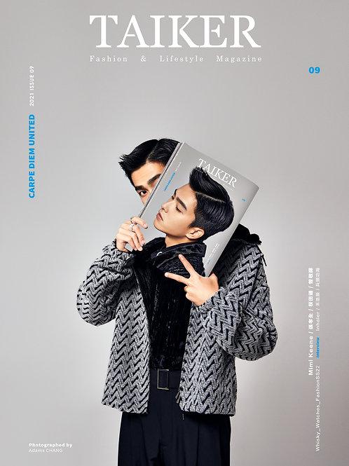 TAIKER Magazine臺客雜誌 ISSUE09曾敬驊