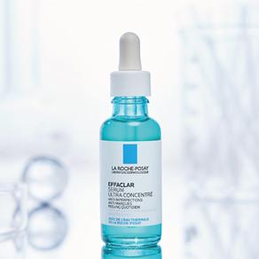 整飾肌膚角質 理膚寶水推出極效三重酸煥膚精華/ Facial Grooming: La Roche-Posay presents Effaclar Ultra Concentrated Serum