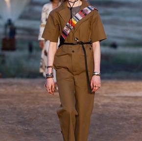 Dior 2018 度假系列, 野性 / Dior 2018 Cruise Collection, Sauvage