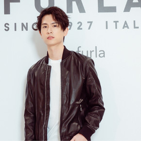 FURLA 春夏展現台灣男子的浪漫氣魄/ FURLA's SS21 romance propaganda