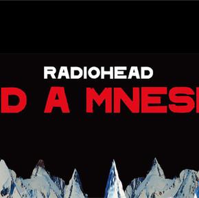 電台司令將推出合輯《KID A MNESIA》/ Radiohead announcesKID A MNESIA for celebrating their great 4th, 5th album