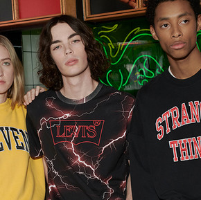 LEVI'S x 怪奇物語聯名系列/ LEVI'S x STRANGER THINGS Capsule Collection