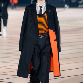 Dior Homme AW17 橘色是新的黑色/ Dior Homme AW17 Orange is the New Black