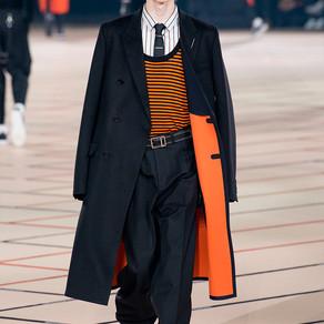 Dior Homme AW17 橘色是新的黑色/ Dior Homme AW17 Orange is the New Black