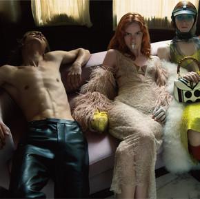 重現歷史 Gucci Aria形象廣告討論慾望本體論/ Gucci Aria Campaign, the Ontology of Desire