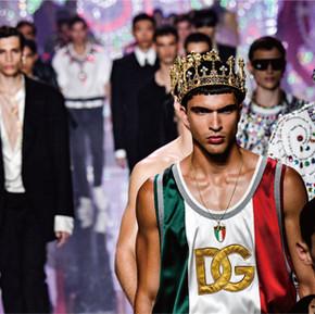 最強派對 Dolce & Gabbana春夏22推出時尚光療/ Dolce & Gabbana SS22 is the best party