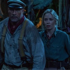 《叢林奇航》巨石強森 艾蜜莉布朗深入亞馬遜/ Jungle Cruise, Dwayne Johnson and Emily Blunt lead us to the Amazon